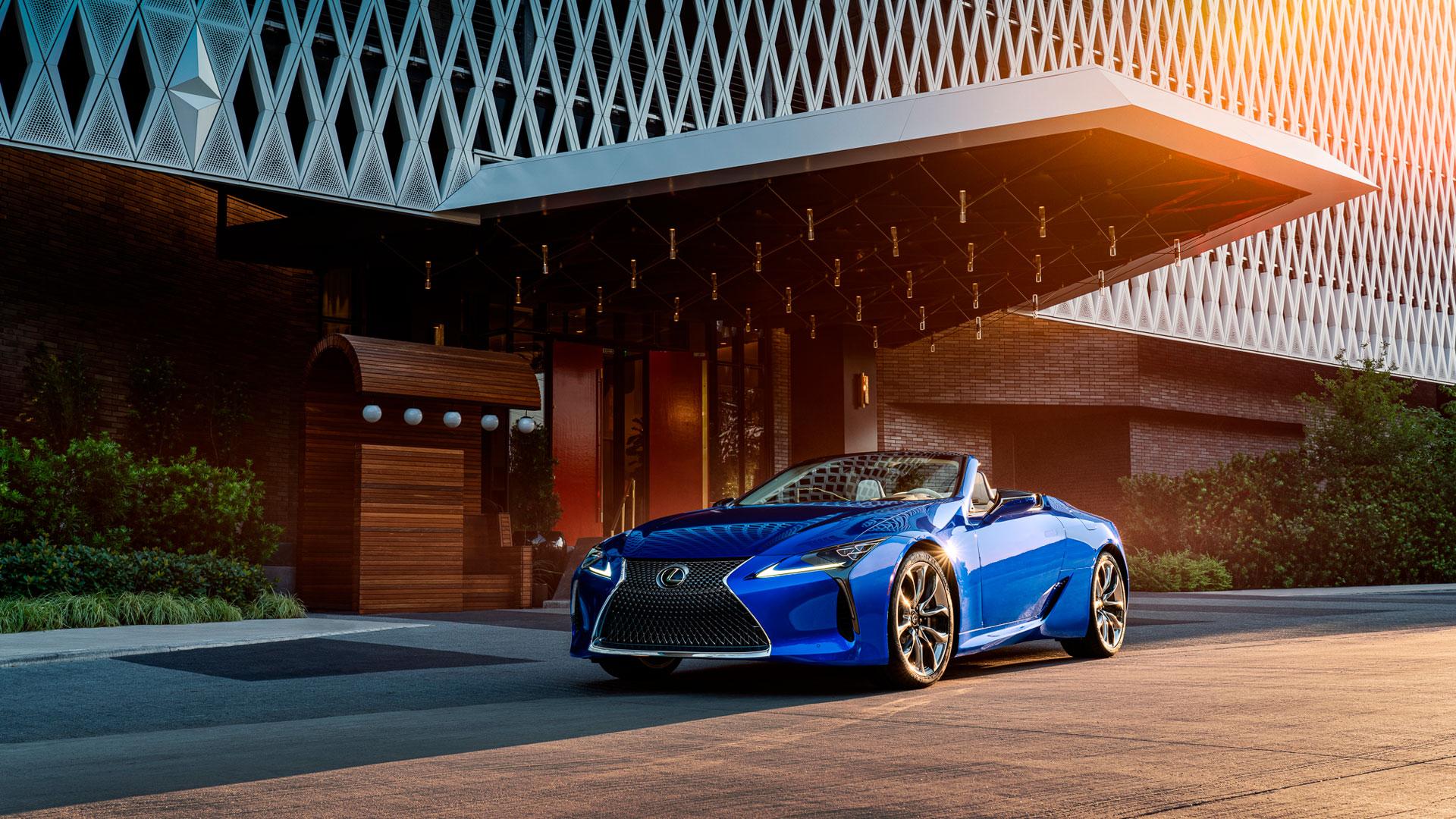 Imagen del Lexus LC 500