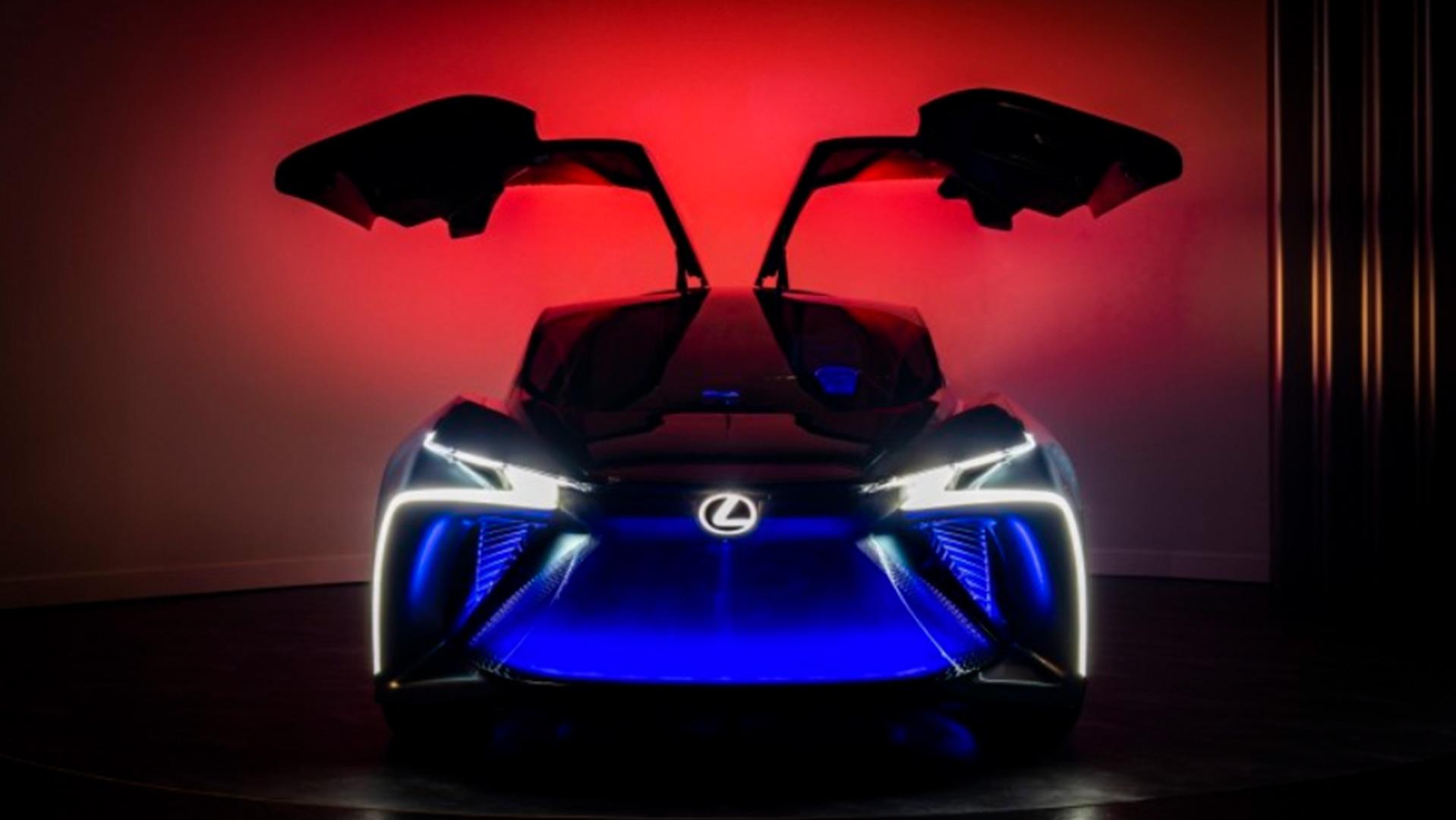 Lexus desvela el futuro del lujo hero asset
