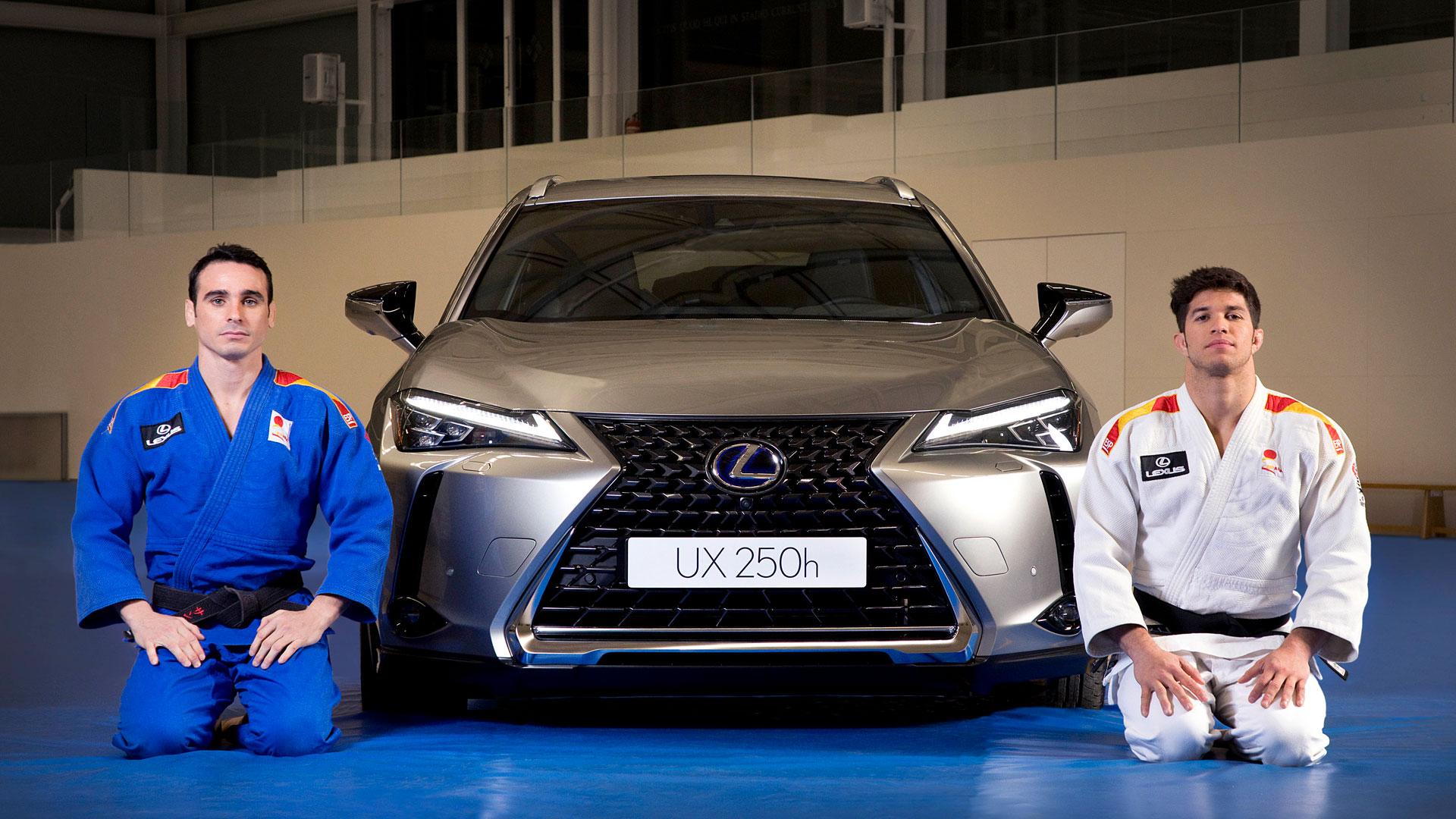 Lexus judo hero asset