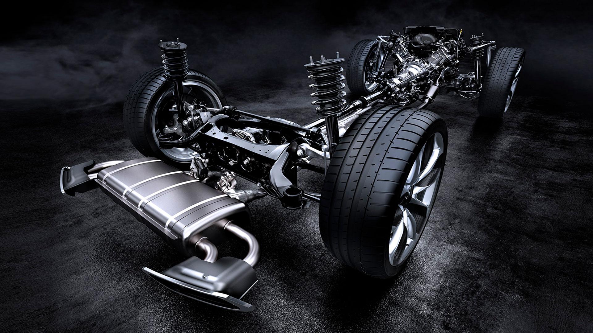 Imagen interior del Lexus LC 2021