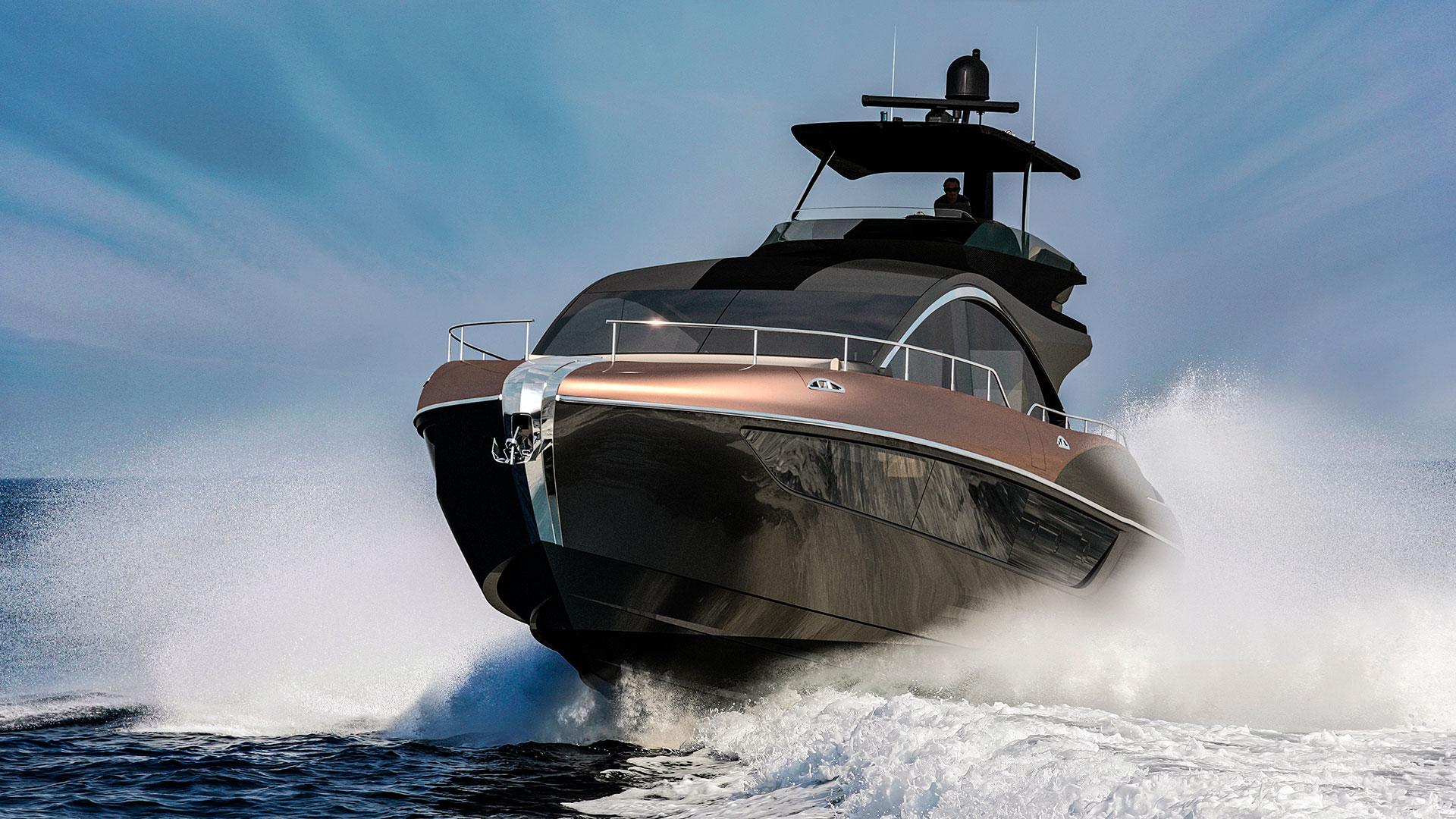 Lexus Sport Yacht hero asset