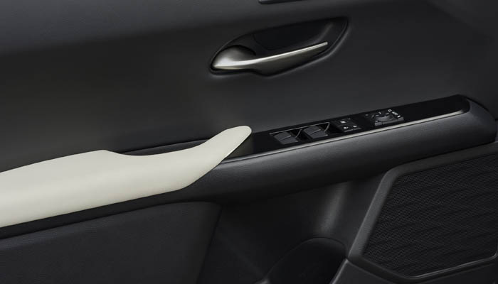 El Lexus UX ofrece una amplia variedad de combinaciones de colores interiores