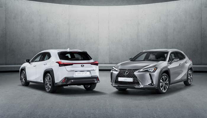 El equipo de Lexus ha desarrollado un diseño que combina potencia con refinamiento y estilo con funcionalidad
