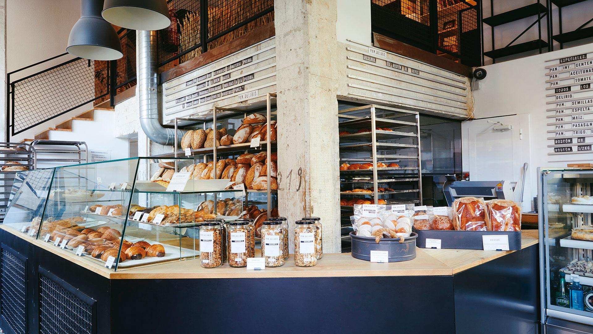 Imagen de la panadería Pan Delirio