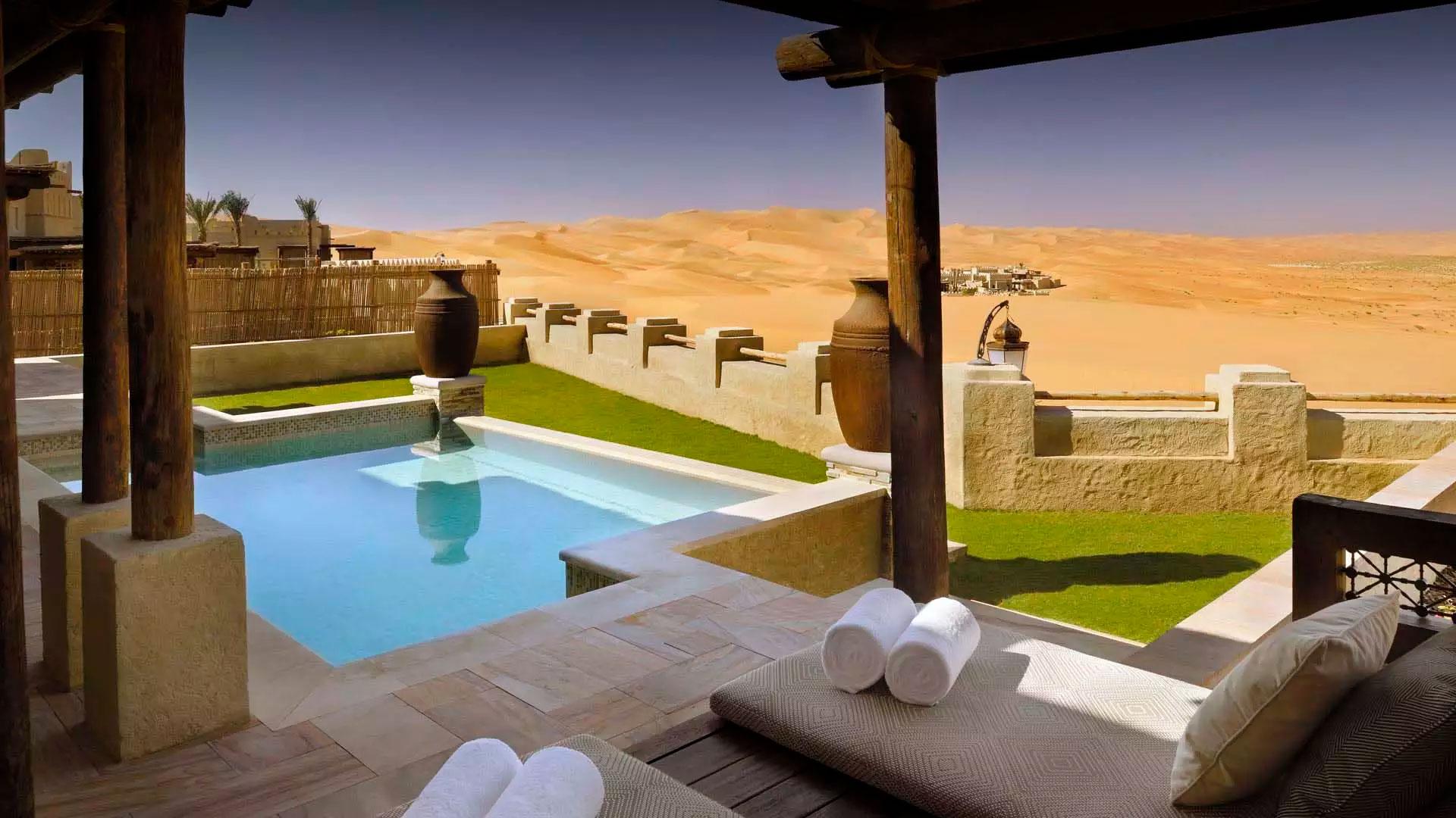Imagen del hotel Qasr Al Sarab Desert Resort by Anantara