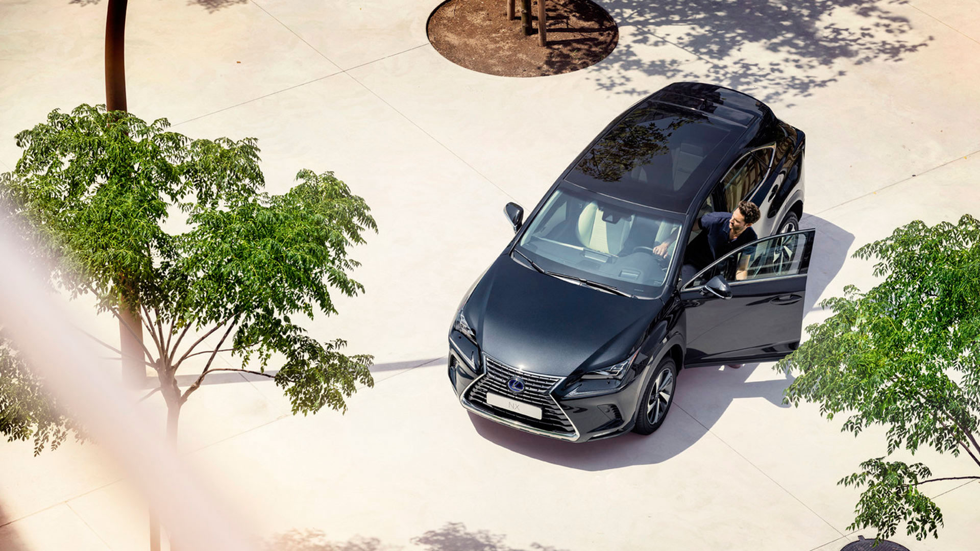 Lexus Seminuevos Select hero asset