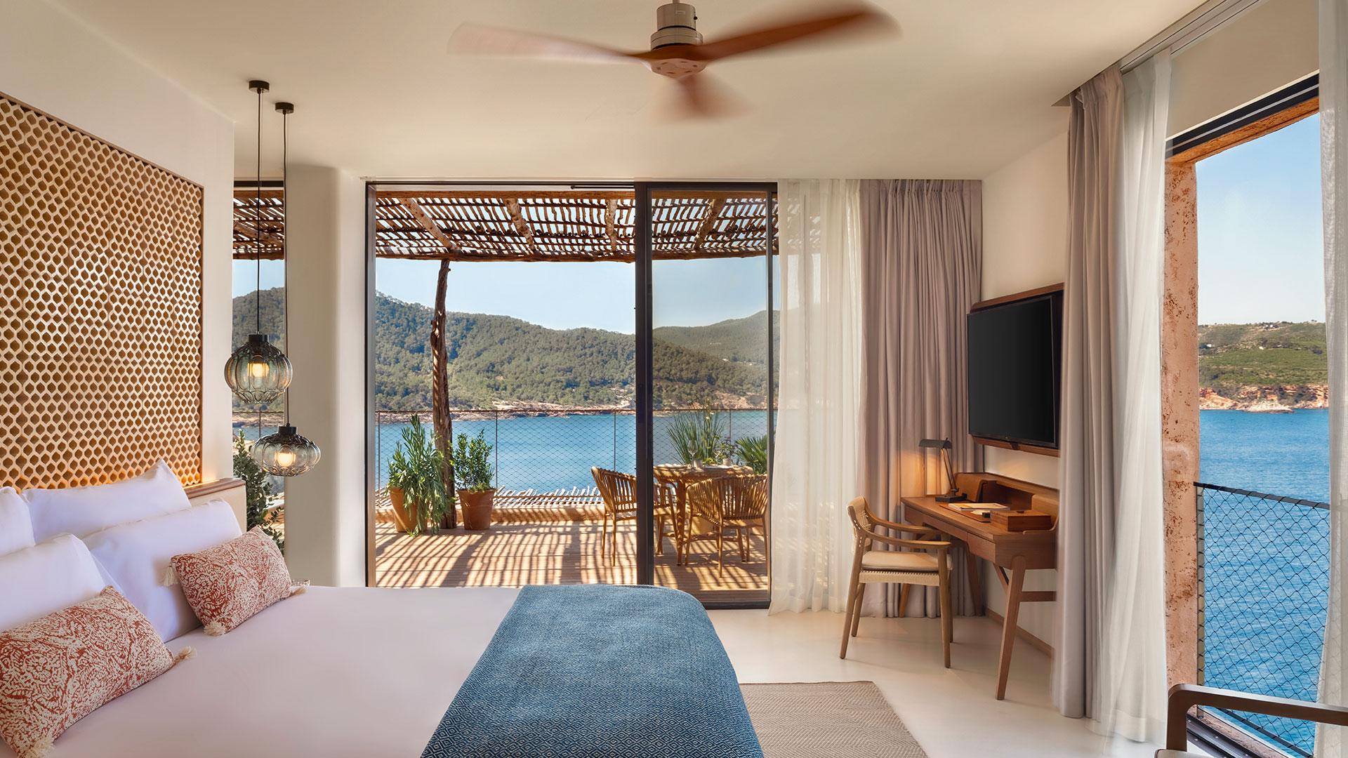 Imágenes del hotel Six Senses Ibiza