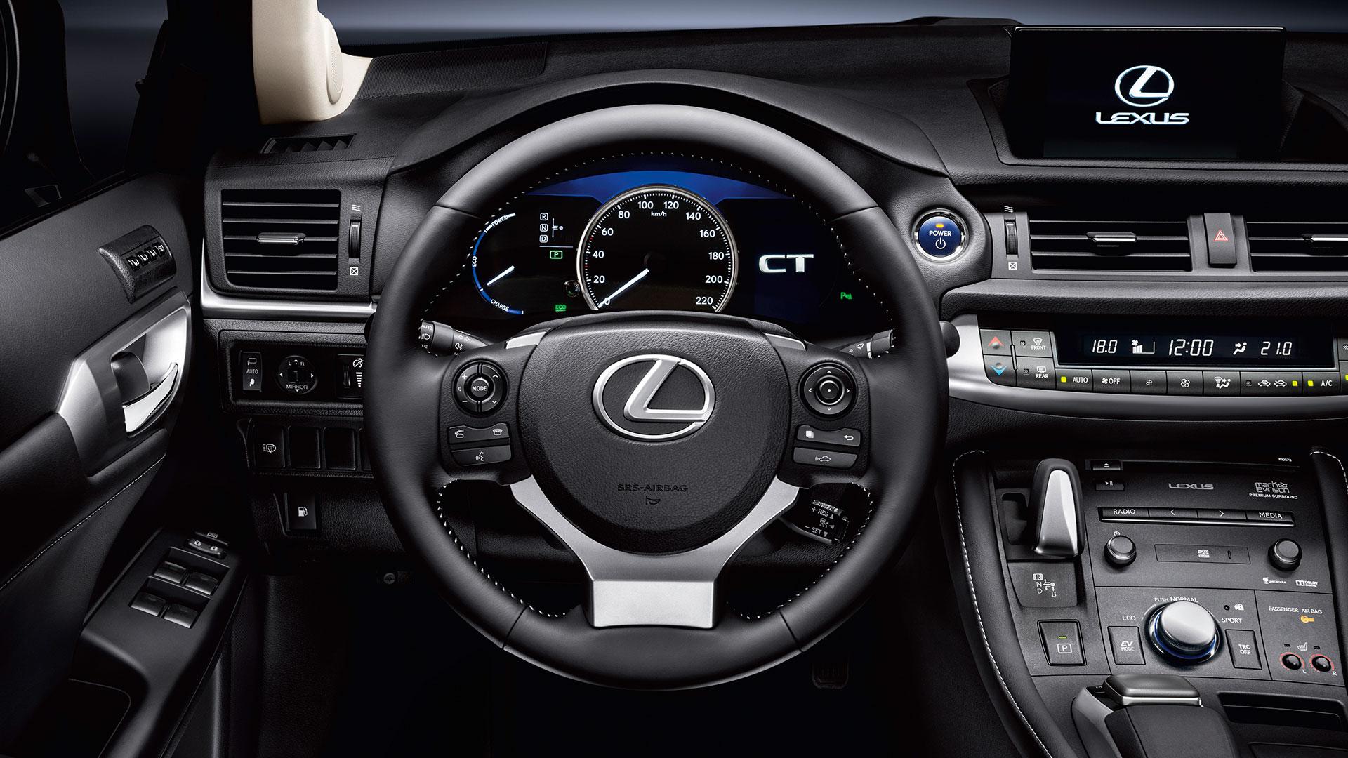 Subvenciones compra Lexus CT 200h hero asset