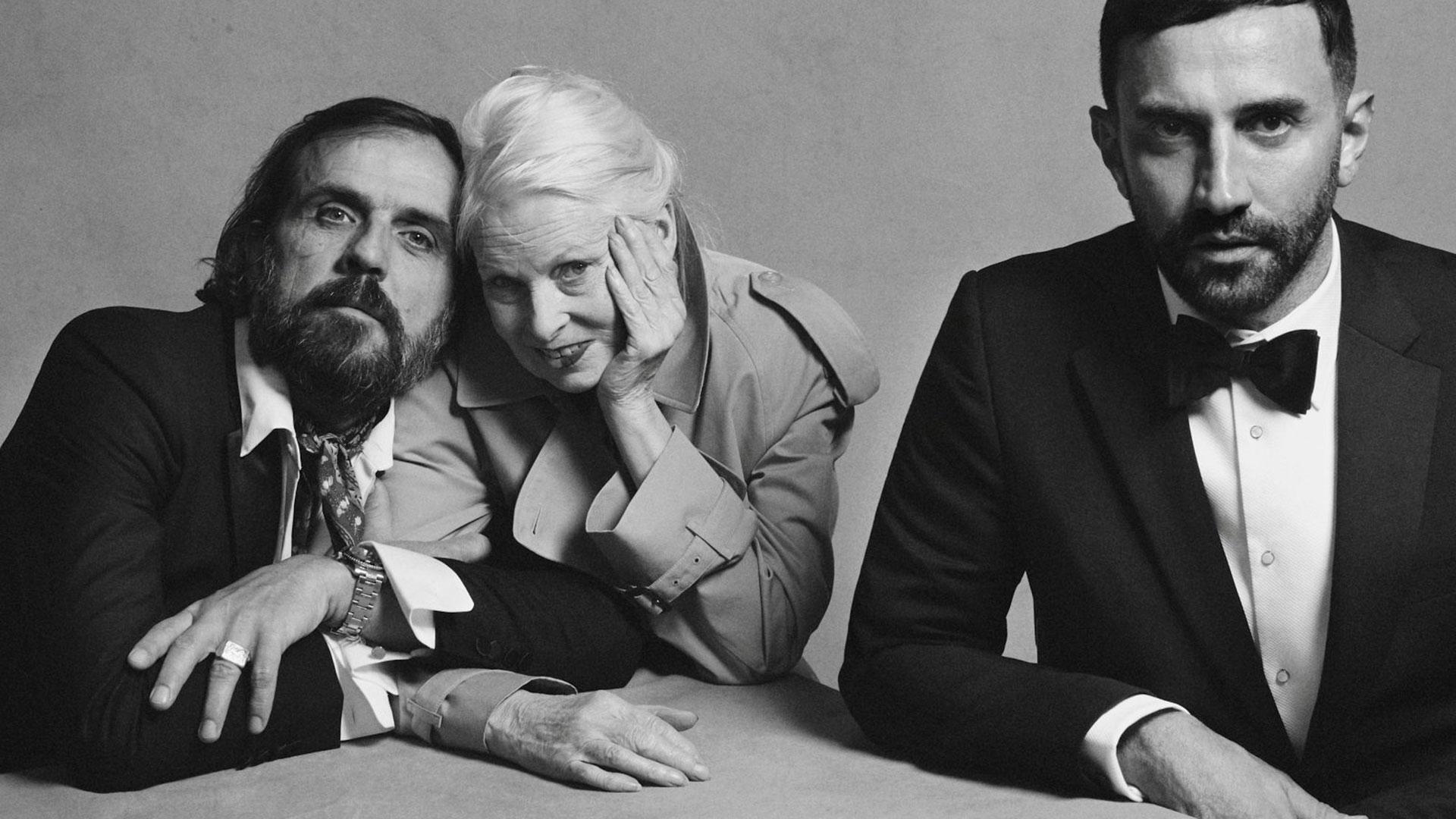 Vivienne Westwood x Burberry hero asset