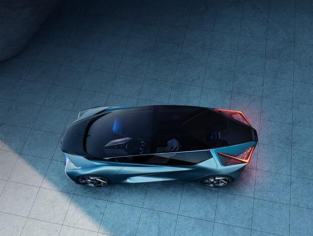 2020 lexus eu discover grid concept cars