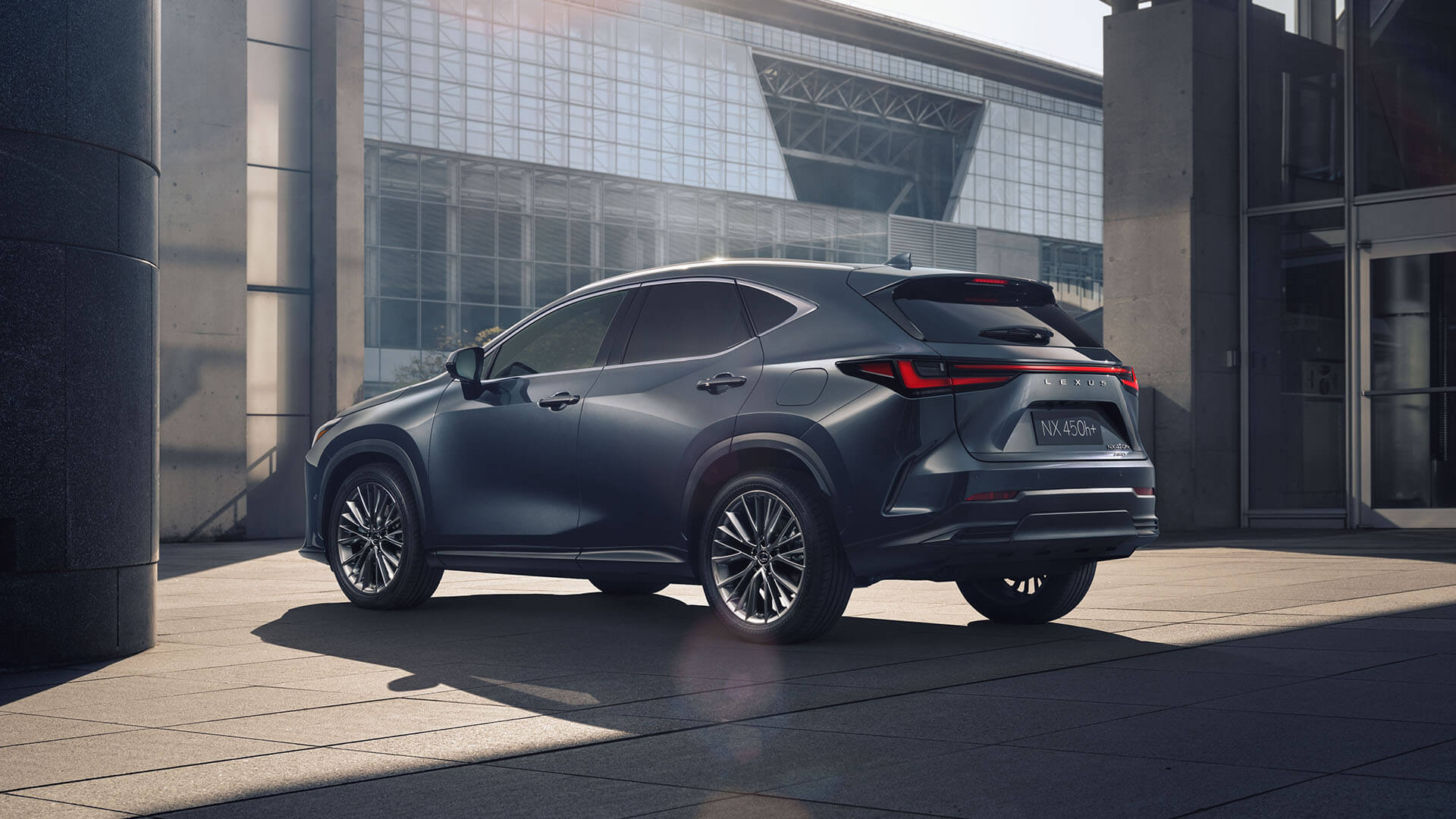 2021 lexus nx experience exterior front lithium ion battery technology