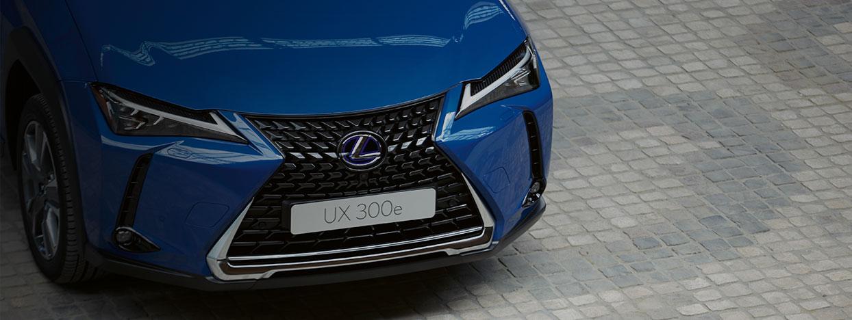 2021 lexus ux 300e next step specs