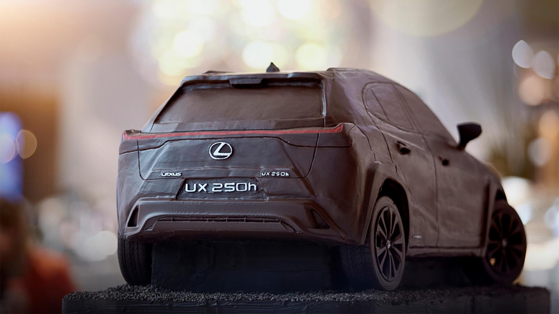 2019 lexus lounge UX Chocolate Car 1920x1080 05