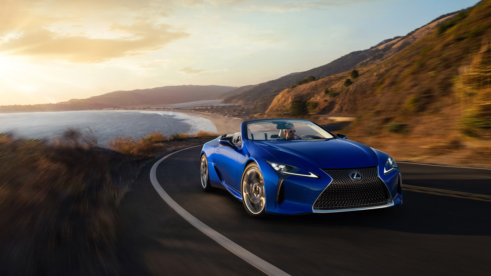 2020 lexus lc convertible GMS hero