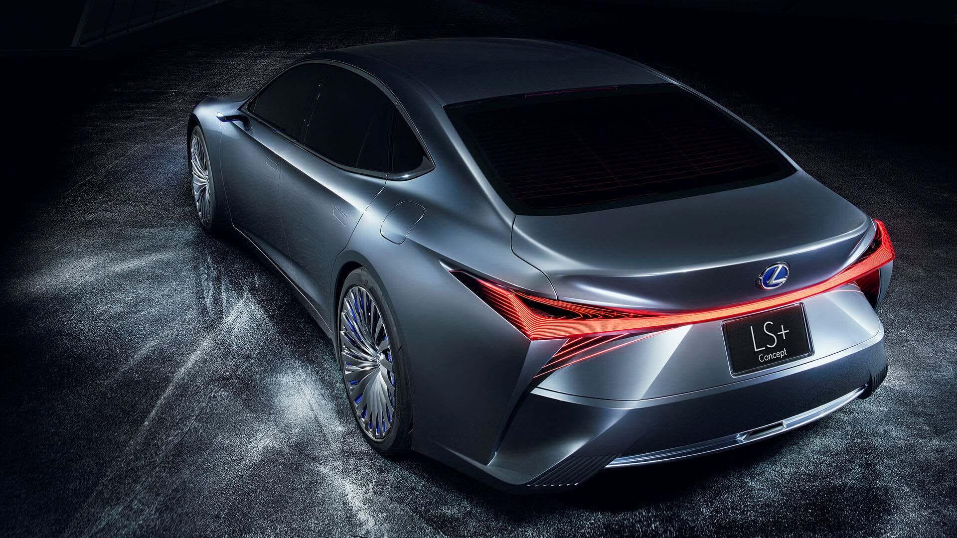 lexus ls concept tokyo motor show gallery 013