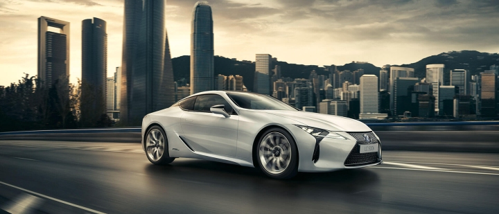 2021 lexus lc promotions offer