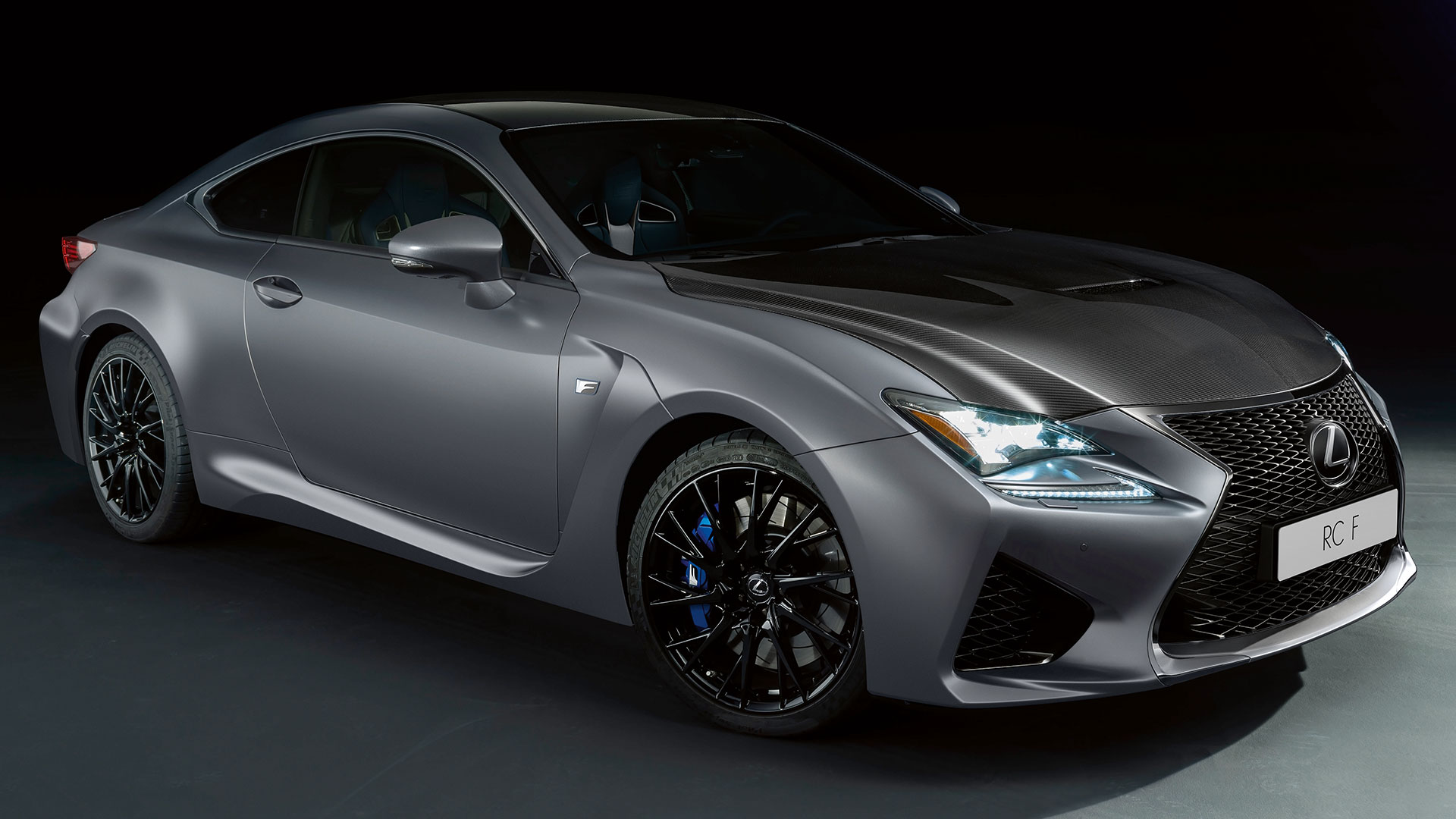 2018 lexus uk rc f 10th anniversary hero