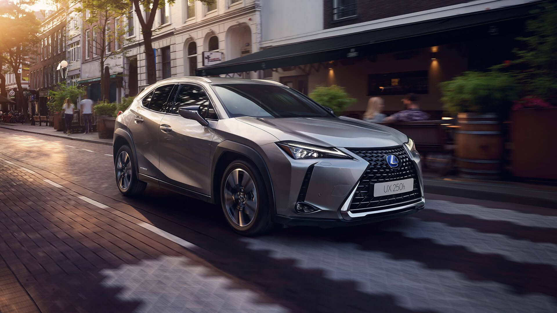 2018 lexus ux eu experience adaptive variable suspension
