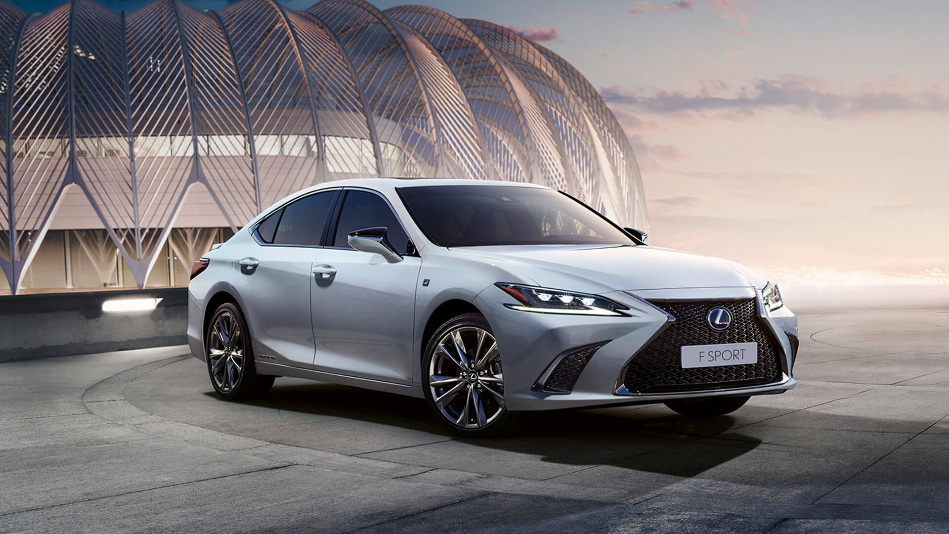 2019 lexus model names es