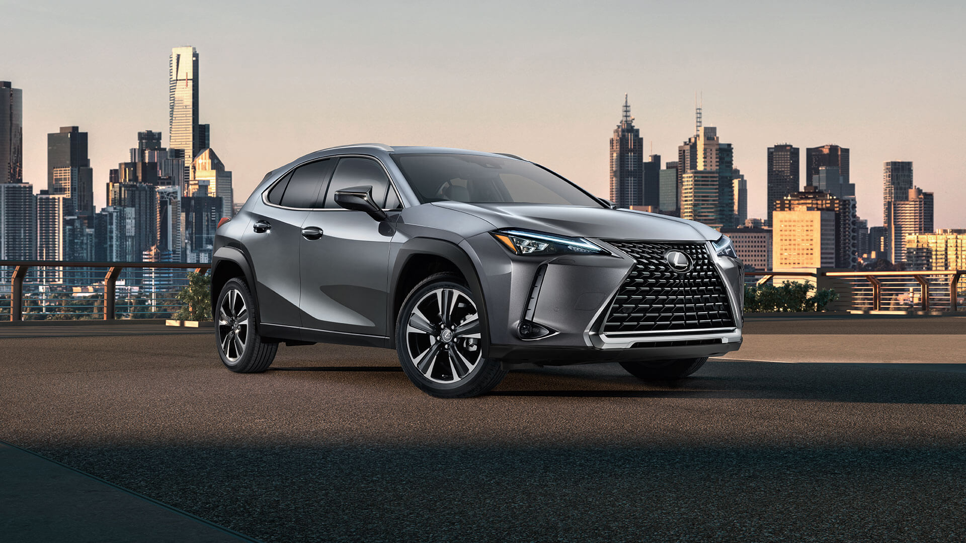 2018 lexus ux interactive next steps nx