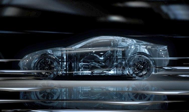 Lexus Unexpected Crystallised Wind