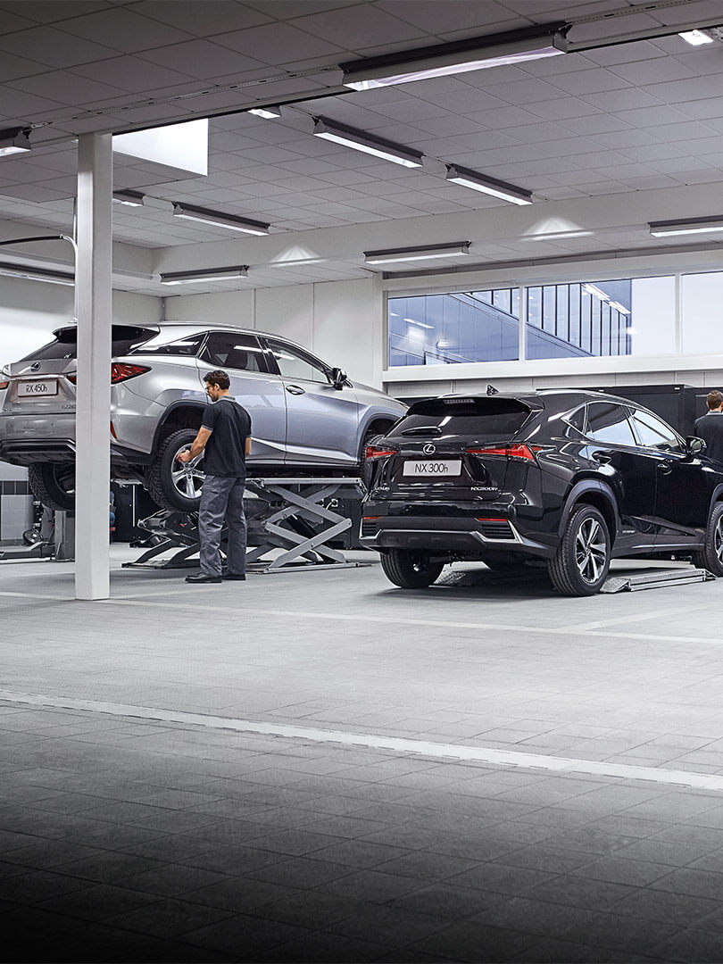 Lexus Relax Drive Warranty Duration
