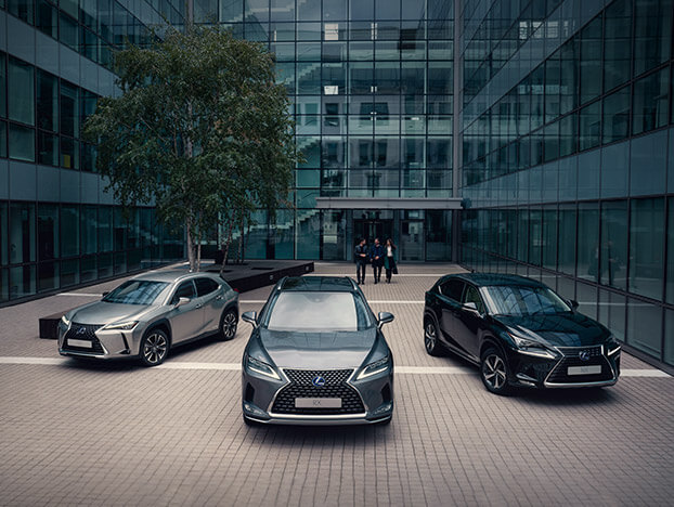 Lexus business grid contract hire