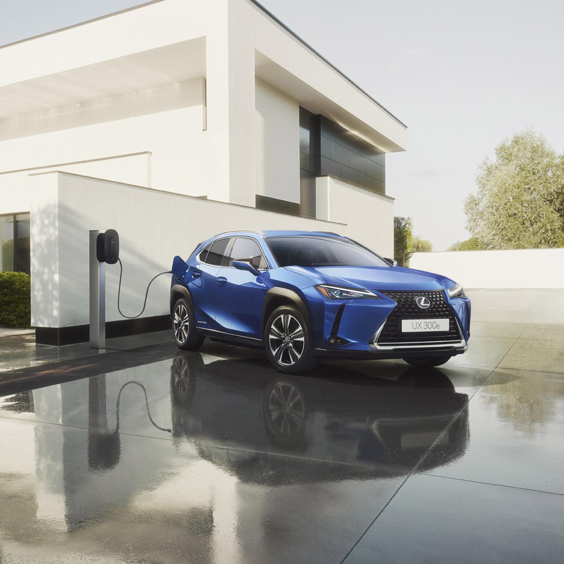 Lexus latest offers Electric