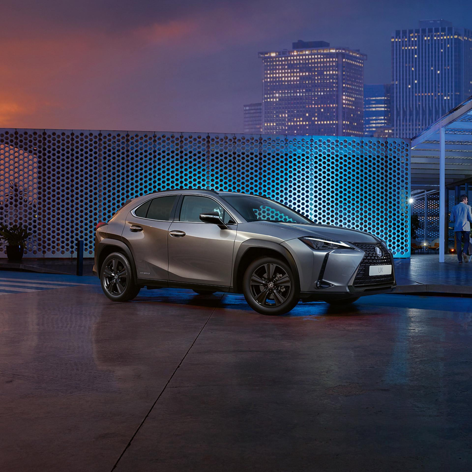Lexus latest offers UX