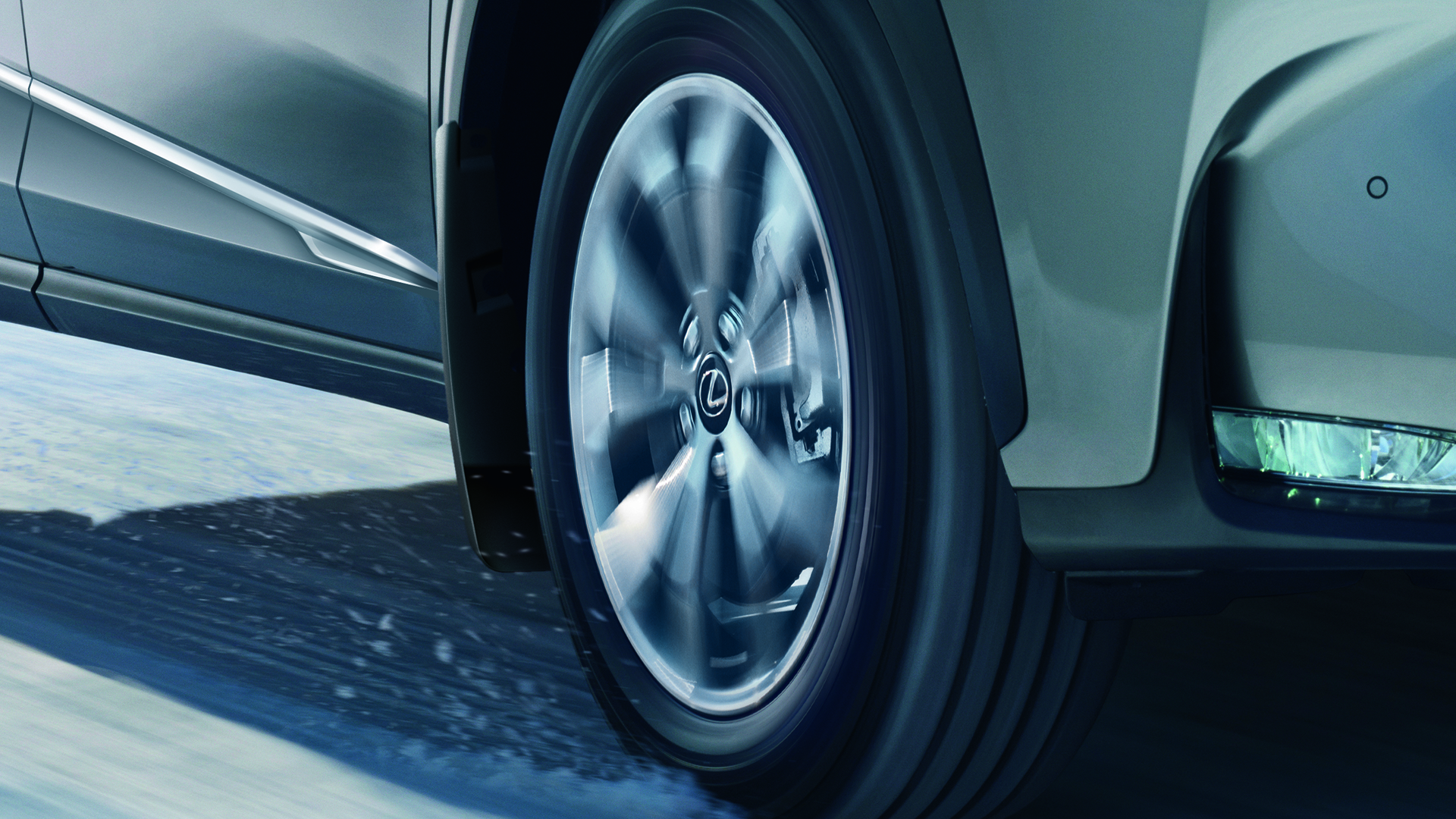 Winter Tyres montage