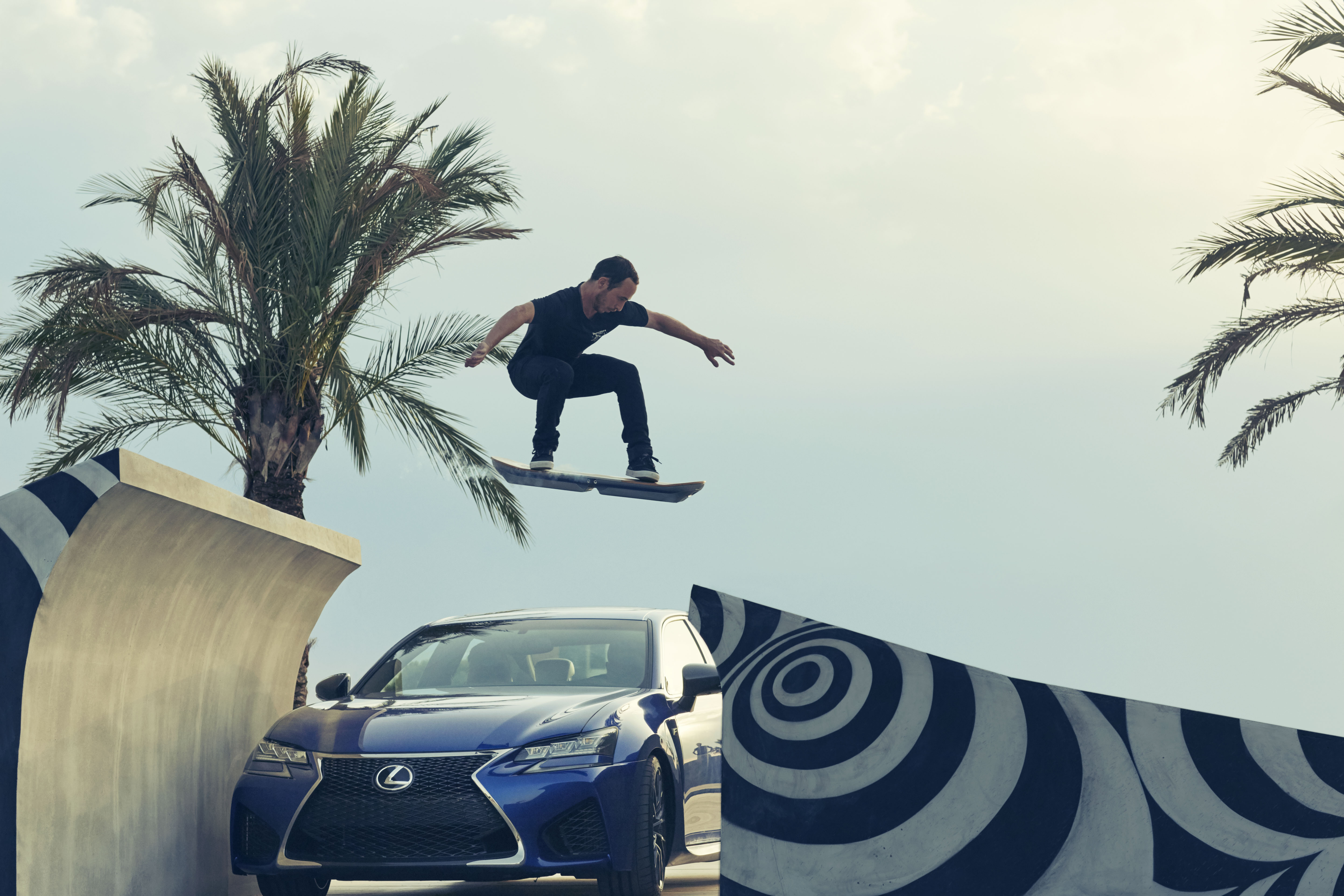 HoverBoard Lexus Three Decades Image