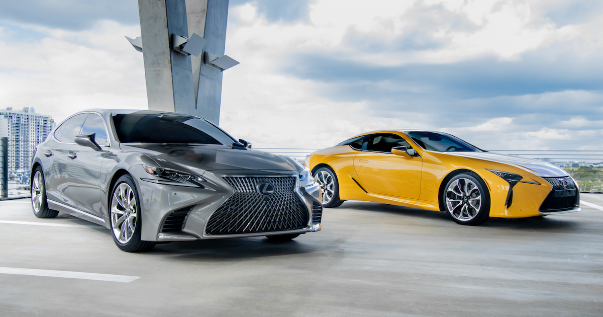 Lexus named Best Car Brand in the 2019 Which Awards body image 1