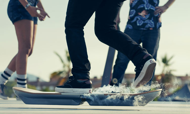 Lexus Unexpected HoverBoard Image