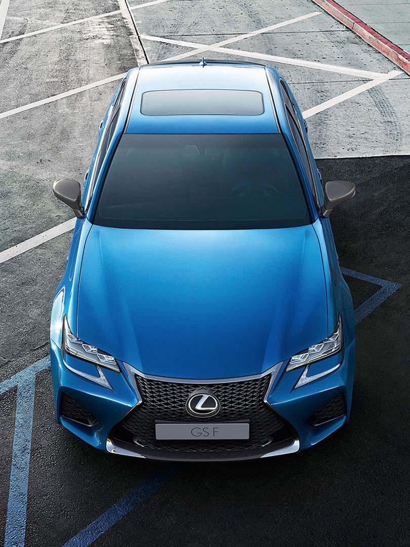 Lexus Frontside