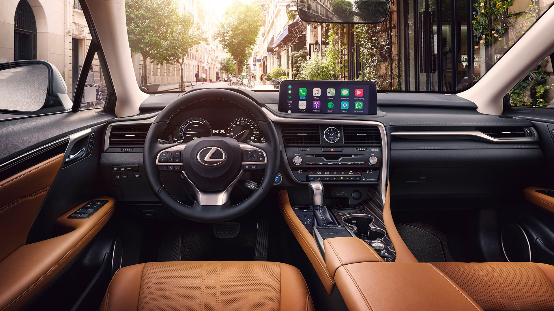 2019 lexus rx hotspot lexus connected services