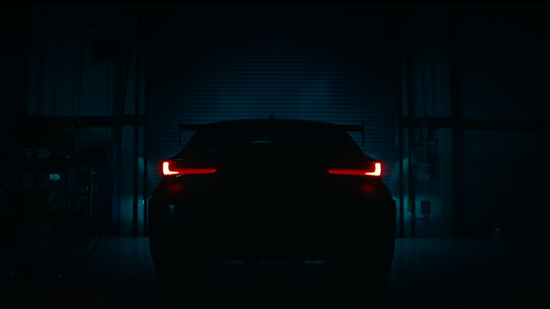 2019 lexus rcf video still