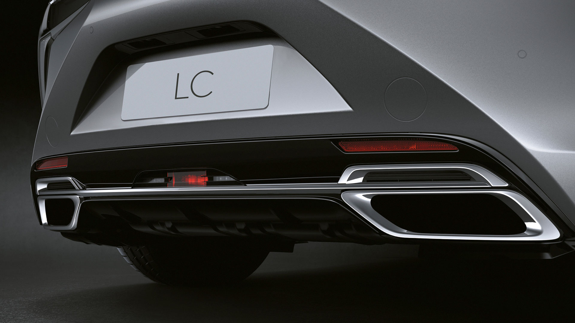 2017 lexus lc 500 features parking assist monitor