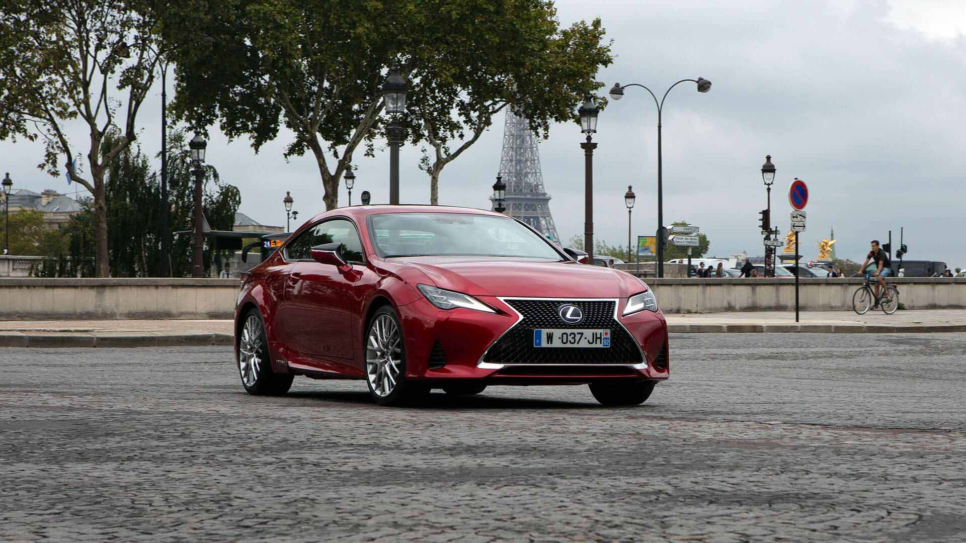 2018 lexus new rc gallery06