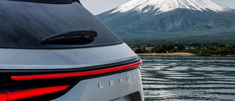 2022 lexus all new nx badge reveal car grid