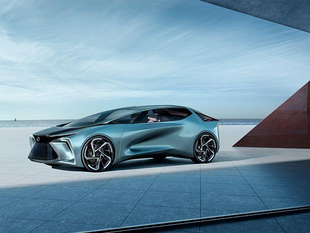 2019 lexus discover concept cars v2