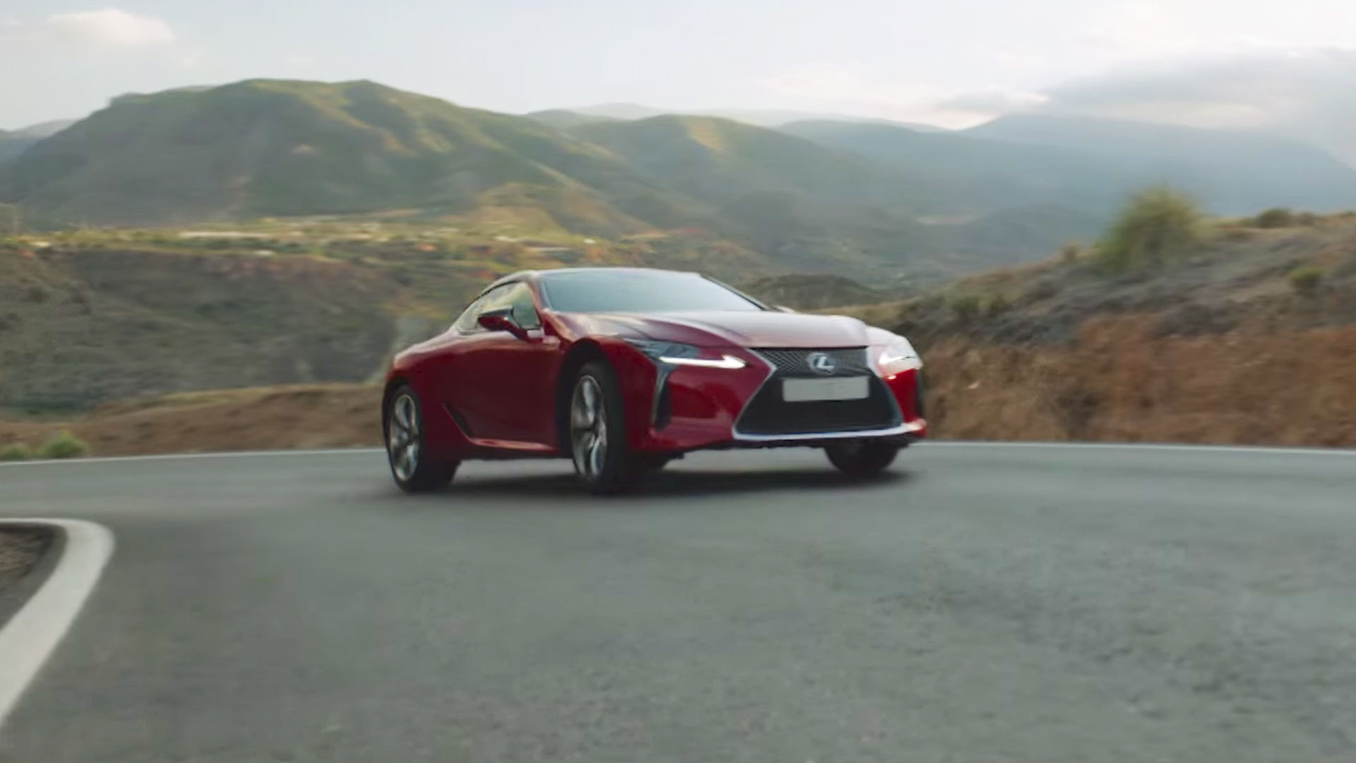 2017 lexus lc mixed video cover