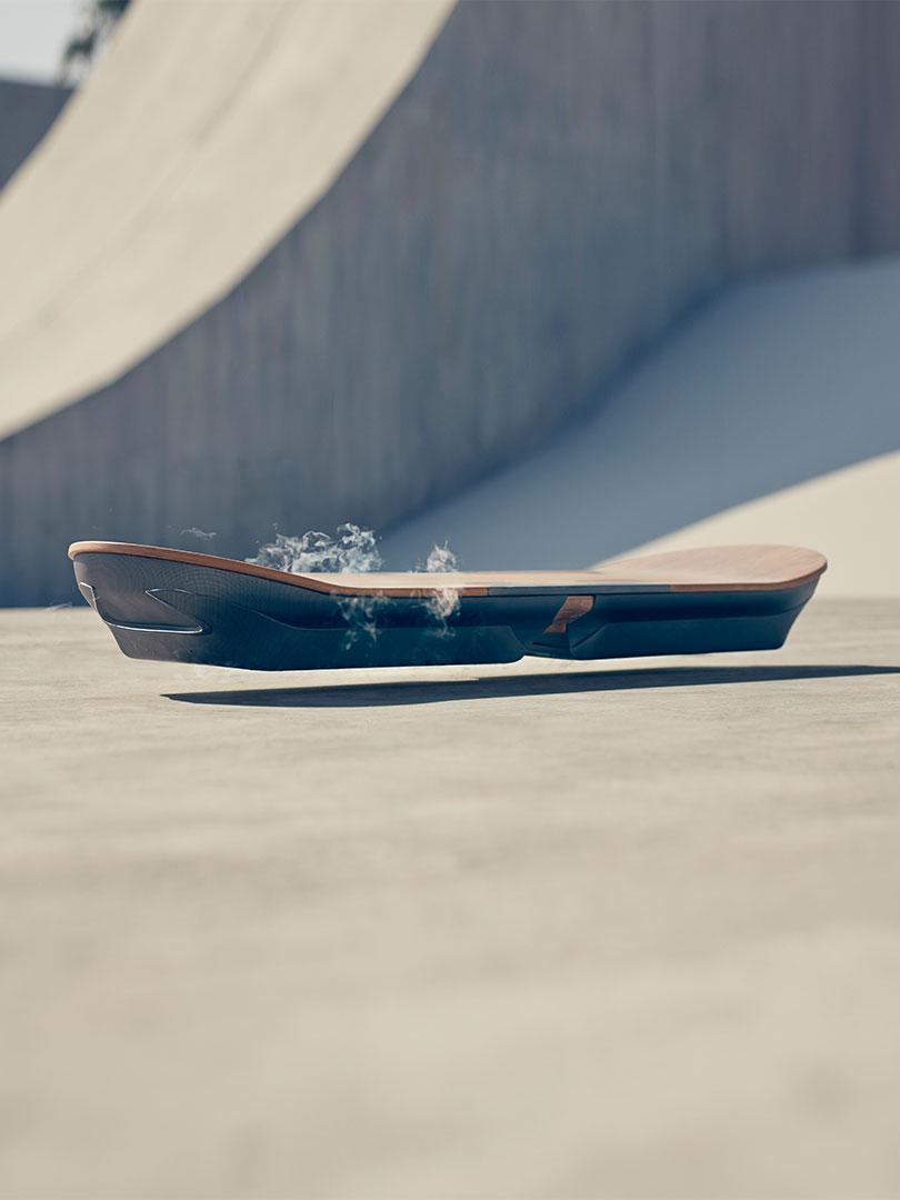 2019 lexus brand slide hoverboard