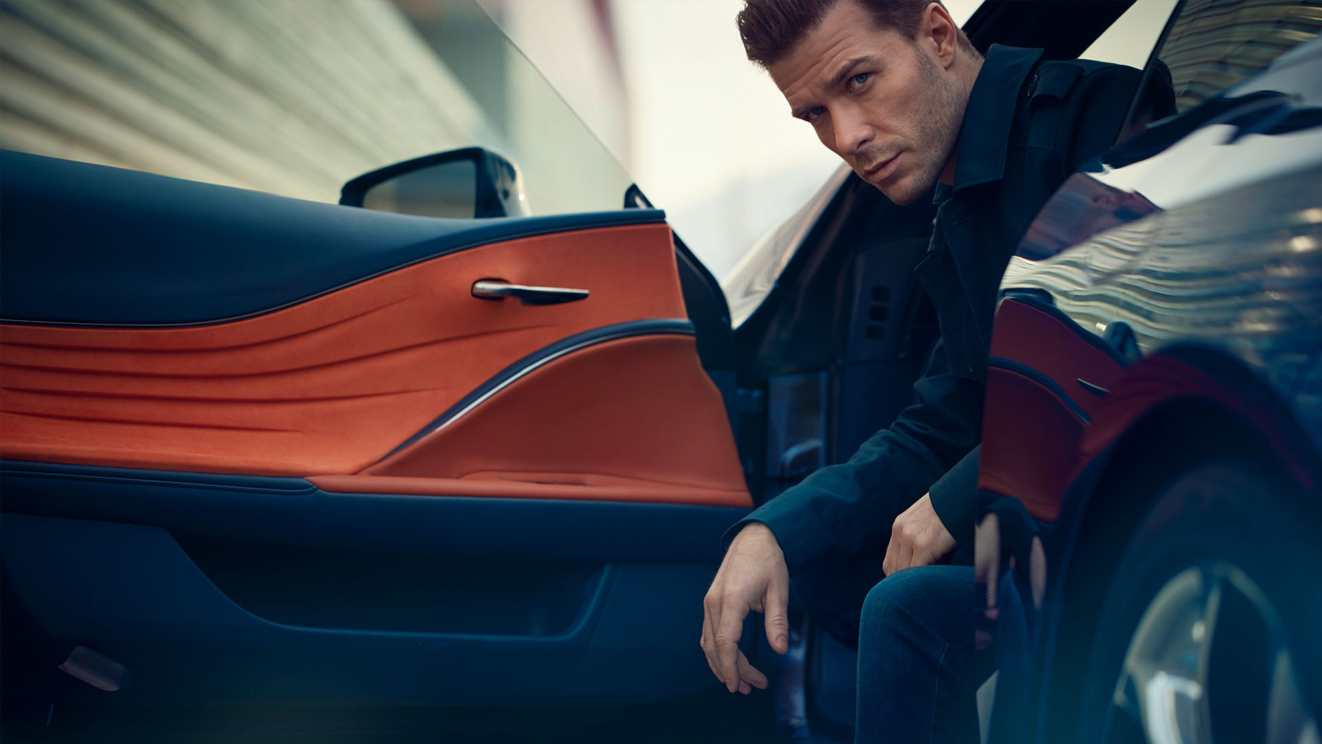 My Lexus Benefits Hero Image