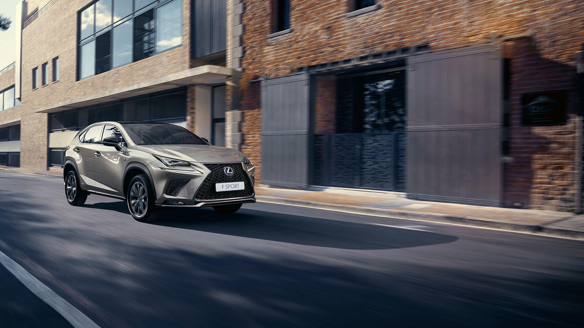 2019 lexus nx key features