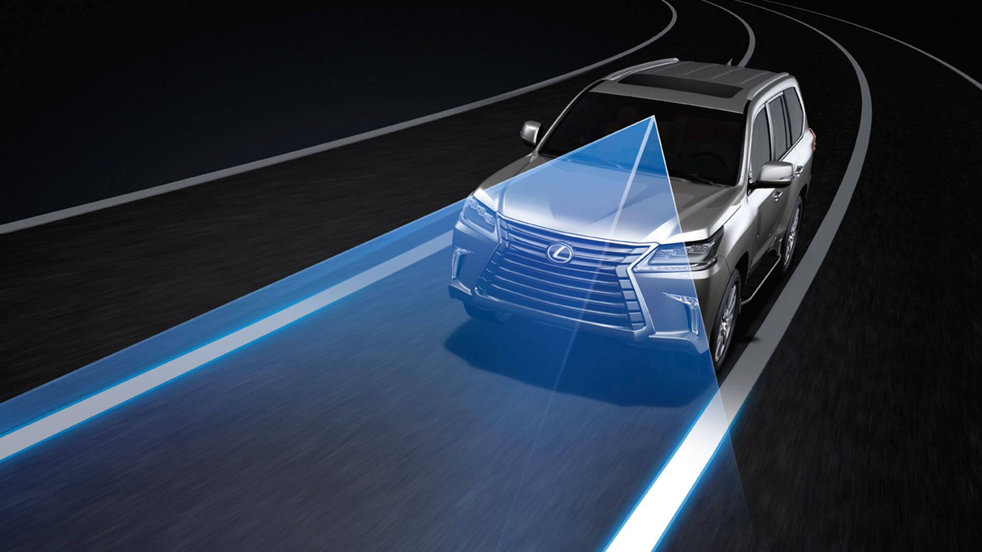 2017 lexus lx 570 features lane keep assist
