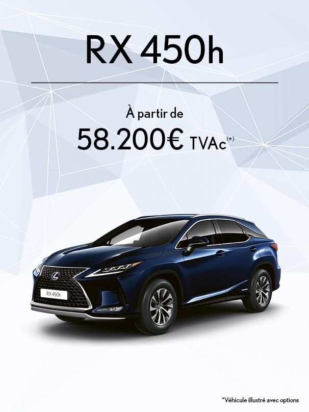 RX SUV Image