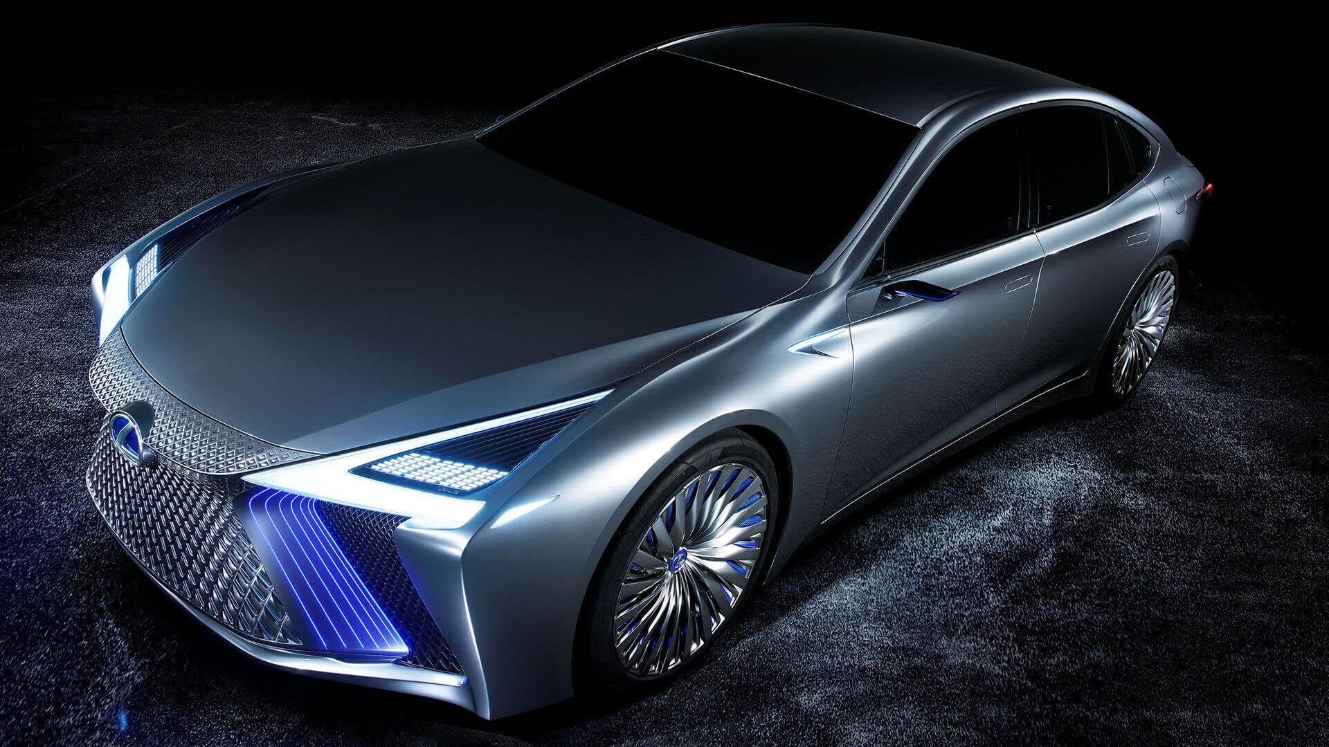 lexus ls concept tokyo motor show gallery 011