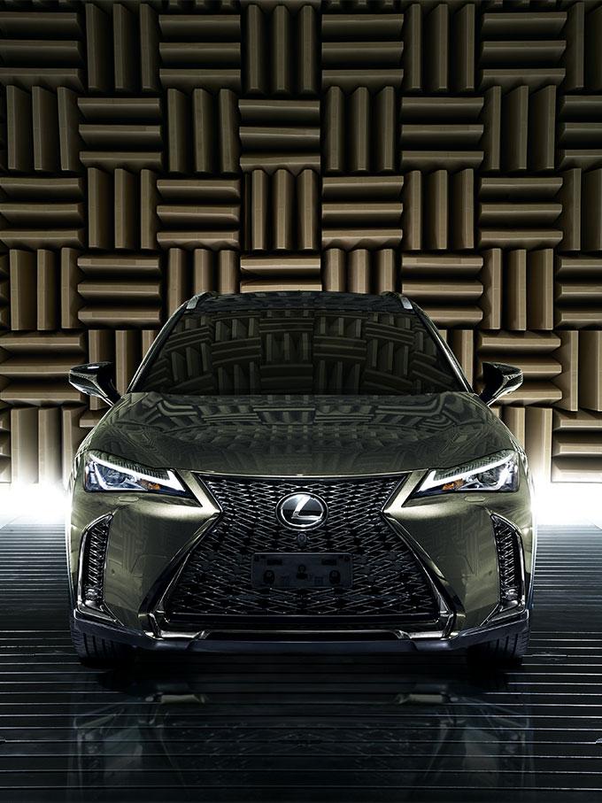 05 Zeven unieke kenmerken van de Lexus UX