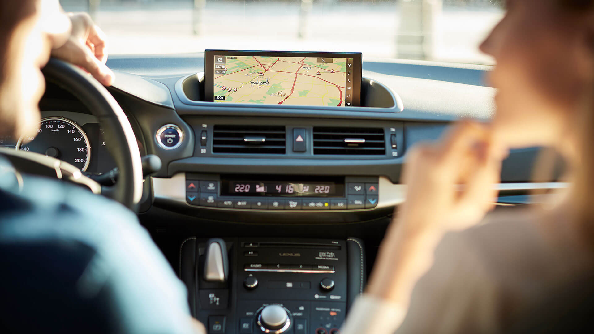 airo controle Lexus