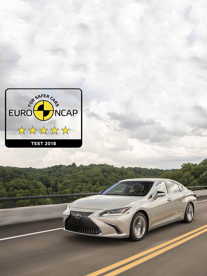 01 ES Euro NCAP veiligste autos